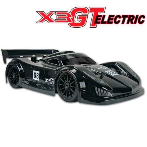 X3GT 1/8 4WD ELECTRIC ON-ROAD GT RTR