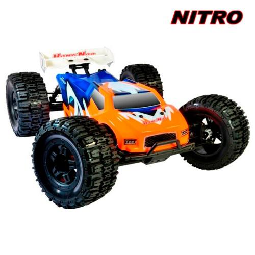 MEGA BOOSTER MT 1/8 4WD NITRO MONSTER TRUCK RTR