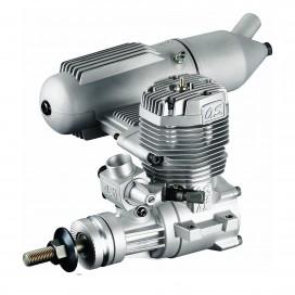 OS MAX-65AX 2ST GLOW AIRLANE ENGINE W/E-4010A SILENCER