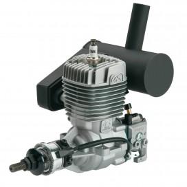 OS GT22 2ST GASOLINE AIRPLANE ENGINE (WT1054) W/E-5040 SILNCER