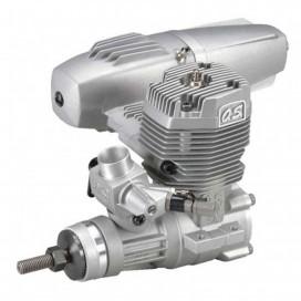 MAX-55AX2ST GLOW AIRPLANE ENGINE (40K) W/E-3071 SILENCER