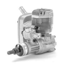OS MAX-65AX 2ST GLOW AIRLANE ENGINE W/E-4050 SILENCER